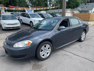 Used 2011 Chevrolet Impala for sale in Hamilton, ON