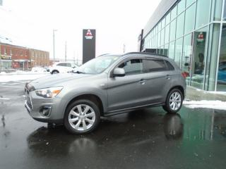 Used 2014 Mitsubishi RVR GT PREMIUM LEATHER GLASS ROOF for sale in Halifax, NS