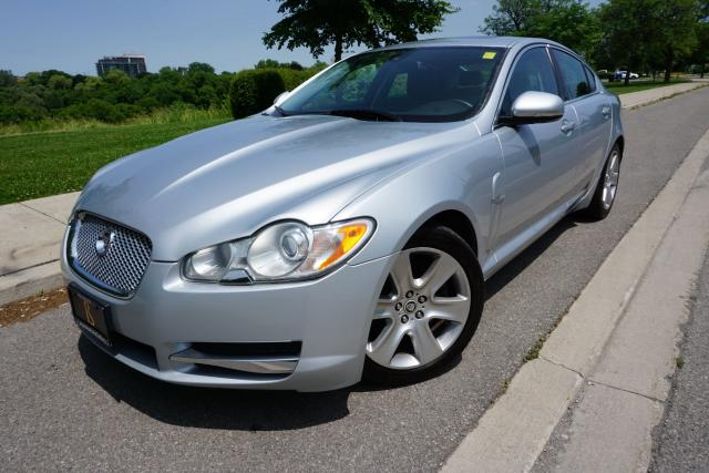2010 Jaguar XF NO ACCIDENTS / NAVI / DEALER MAINTAINED / LOCAL