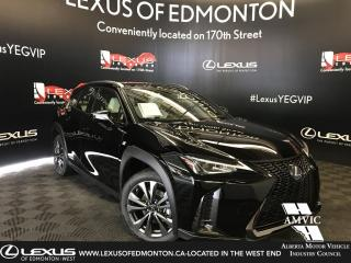 New 2019 Lexus UX 250H F Sport Series  1 for sale in Edmonton, AB