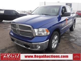 Used 2014 RAM 1500 BIG Horn Crew CAB SWB 4WD 3.0L for sale in Calgary, AB