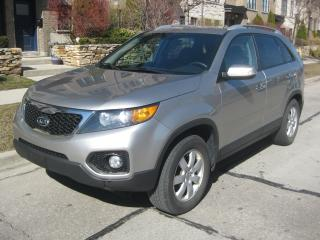 Used 2013 Kia Sorento LX, CERTIFIED, NO ACCIDENTS, 4 CYL, for sale in Toronto, ON