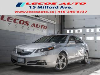 Used 2014 Acura TL w/Tech Pkg for sale in North York, ON
