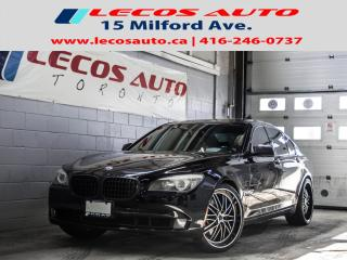 Used 2009 BMW 7 Series 750i for sale in North York, ON