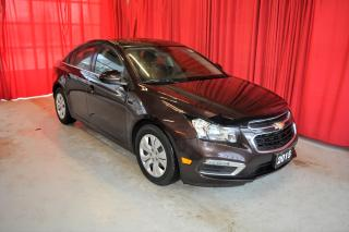 Used 2015 Chevrolet Cruze LT Turbo | Remote Start | One Owner for sale in Listowel, ON
