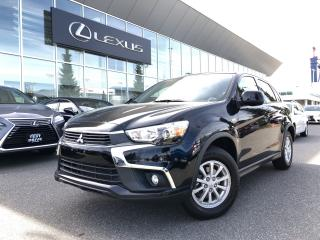 Used 2016 Mitsubishi RVR 4WD SE NO Accidents, Local, 1 Owner, Must SEE for sale in North Vancouver, BC