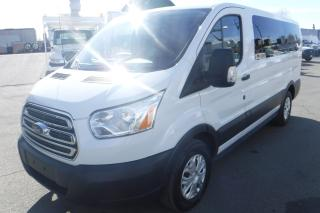 Used 2015 Ford Transit 150 8 Passenger Van Low Roof XLT 130-in. WB for sale in Burnaby, BC