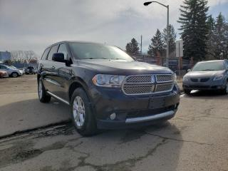 Used 2013 Dodge Durango SXT-7 PASSENGER-ACCIDENT FREE-LOW Monthly Payments for sale in Edmonton, AB
