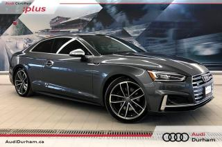 Used 2018 Audi S5 3.0T Technik + Sport Diff | 360 Cam | Drive Assist for sale in Whitby, ON