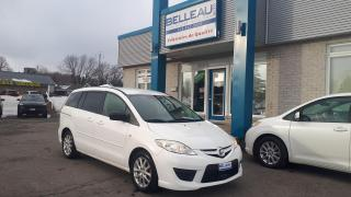 Used 2009 Mazda MAZDA5 GS*6 Passagers for sale in Québec, QC