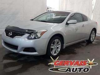 Used 2011 Nissan Altima 2.5 S COUPE for sale in Trois-Rivières, QC
