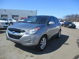 Used 2011 Hyundai Tucson Ltd for sale in Terrebonne, QC