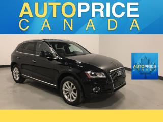 Used 2016 Audi Q5 2.0T Progressiv NAVIGATION|PANOROOF|LEATHER for sale in Mississauga, ON