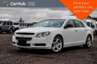 Used 2011 Chevrolet Malibu LS|Pwr Windows|Pwr Locks|Keyless Entry for sale in Bolton, ON