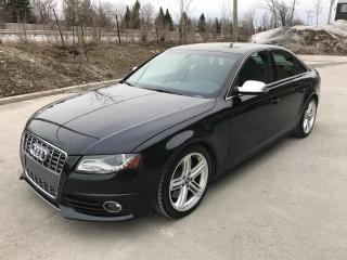 Used 2010 Audi S4 500HP for sale in St-Eustache, QC