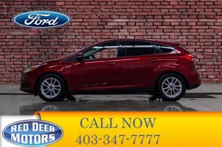 Used 2015 Ford Focus SE Hatchback for sale in Red Deer, AB