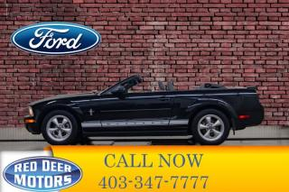 Used 2008 Ford Mustang Convertible for sale in Red Deer, AB