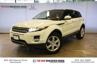 Used 2015 Land Rover Evoque Pure for sale in Vancouver, BC