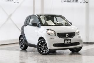 Used 2016 Smart fortwo passion cpé for sale in Langley, BC