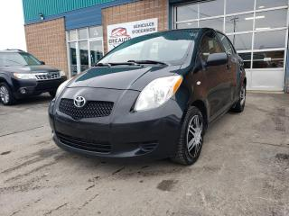 Used 2008 Toyota Yaris for sale in St-Eustache, QC