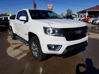 Used 2016 Chevrolet Colorado Z71 for sale in Kemptville, ON