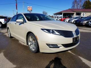 Used 2014 Lincoln MKZ for sale in Kemptville, ON