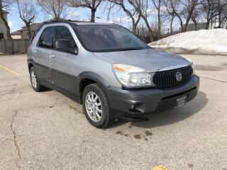 Used 2005 Buick Rendezvous CX Plus Alloys/7 Seater/New Tires for sale in Winnipeg, MB
