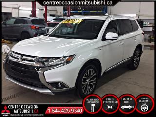 Used 2017 Mitsubishi Outlander GT AWC 4 portes for sale in Terrebonne, QC
