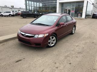 Used 2009 Honda Civic Sport don't pay for 6 months on now for sale in Red Deer, AB