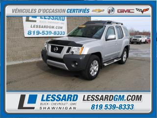 Used 2011 Nissan Xterra Sv, 4x4, Regulateur for sale in Shawinigan, QC