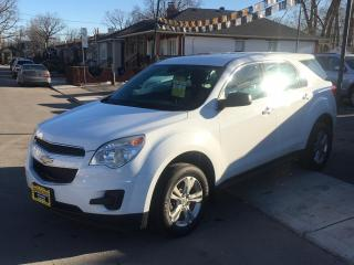 Used 2011 Chevrolet Equinox FWD 4DR LS for sale in Scarborough, ON