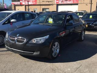 Used 2010 BMW 5 Series 4dr Sdn 528i xDrive AWD for sale in Scarborough, ON