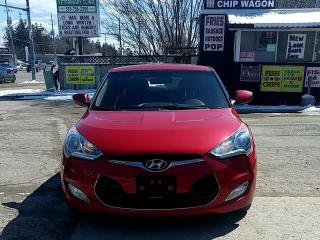 Used 2012 Hyundai Veloster 3dr. Coupe. PRICED TO SELL REGARDLESS OF YOUR CREDIT SITUATION. for sale in Brantford, ON