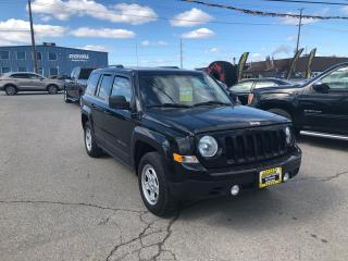 Used 2014 Jeep Patriot 4WD 4dr North for sale in Oakville, ON