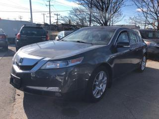 Used 2010 Acura TL 4dr Sdn Auto 2WD w/Tech Pkg for sale in Guelph, ON