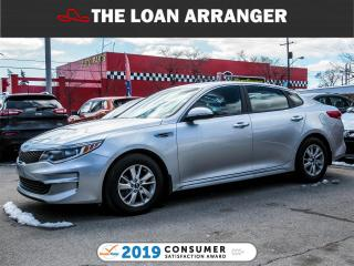 Used 2018 Kia Optima for sale in Barrie, ON