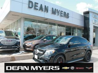 Used 2016 Mercedes-Benz GLE AMG 4MATIC for sale in North York, ON