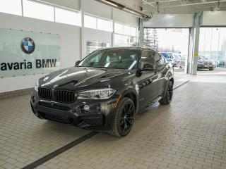 Used 2019 BMW X6 xDrive35i for sale in Edmonton, AB