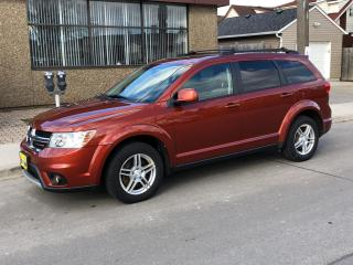 Used 2013 Dodge Journey FWD 4DR SXT for sale in Hamilton, ON