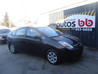 Used 2009 Toyota Prius for sale in Laval, QC