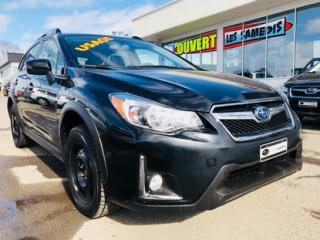 Used 2016 Subaru XV Crosstrek Hybride for sale in Lévis, QC