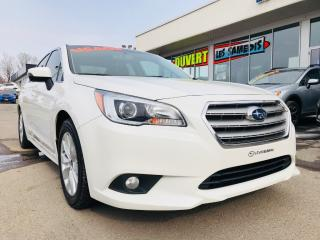 Used 2017 Subaru Legacy 2.5i PZEV for sale in Lévis, QC