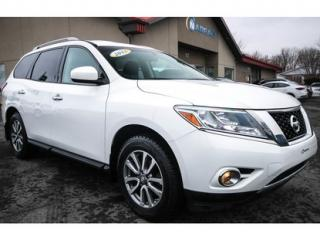 Used 2013 Nissan Pathfinder Awd 4dr Sv 7 Places for sale in St-Jean-Sur-Richelieu, QC