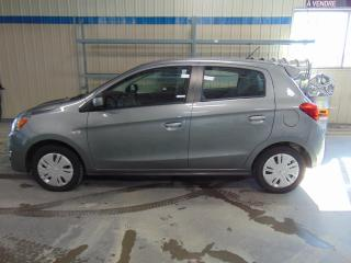 Used 2017 Mitsubishi Mirage ES for sale in Amos, QC