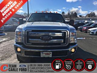 Used 2016 Ford F-250 FORD F-250 XLT 2016, 6,7L DIESEL, CAMÉRA for sale in Gatineau, QC