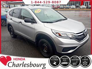 Used 2015 Honda CR-V LX 2RM **17 241 KM** for sale in Charlesbourg, QC