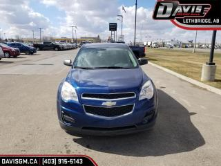 Used 2010 Chevrolet Equinox LS for sale in Lethbridge, AB