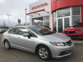 Used 2014 Honda Civic LX ***GARANTIE PROLOGÉE***BLUETOOTH***PR for sale in Donnacona, QC