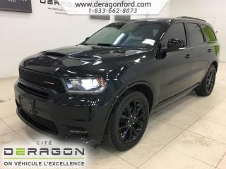 Used 2018 Dodge Durango R/t Tech Pack 7 for sale in Cowansville, QC