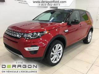 Used 2016 Land Rover Discovery Sport HSE Luxury for sale in Cowansville, QC